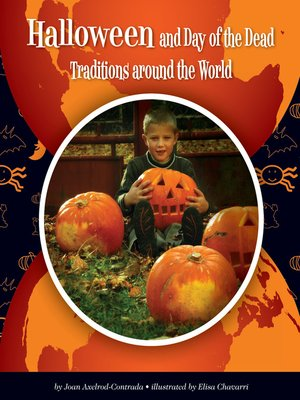 cover image of Halloween and Day of the Dead Traditions around the World
